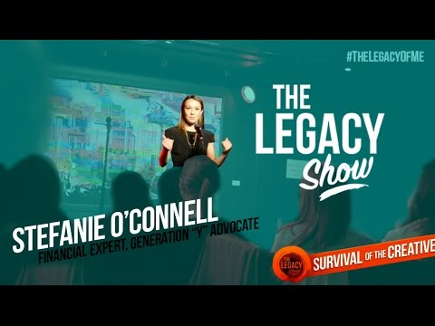 Stefanie O'Connell • 'Survival of the Creative: The Legacy Show - #003'