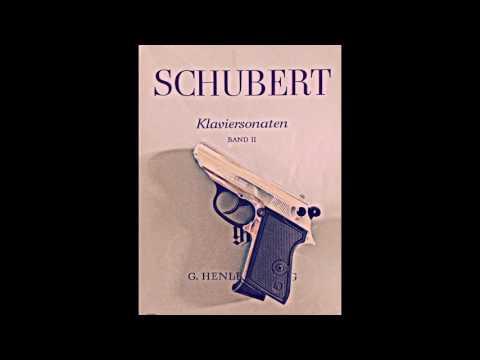 Klaviersonaten n°23 D960, Franz Schubert by John Gade