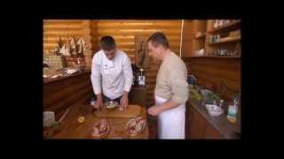 Гости на пороге: Запеченный омар