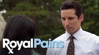Royal Pains - Season 4 - Business And Pleasure, Clip 2