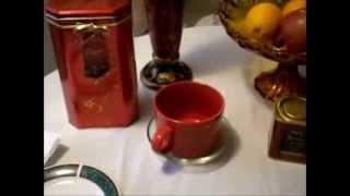 Russian Caravan Tea and Belgian Chocolate Crepes