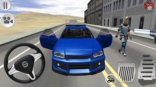 Çocuklar İçin Direksiyonlu Araba Oyunu // Modified Drift Simulator #2 Android Gameplay FHD