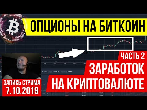 Заработок на криптовалюте: опционы на биткоин. Часть 2.