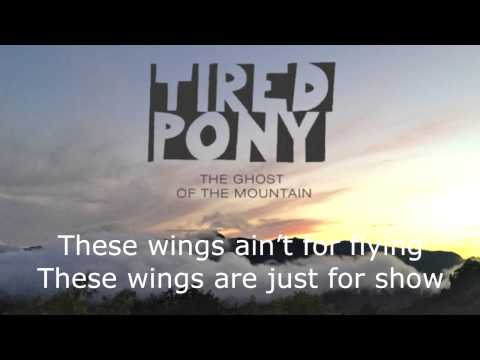 Tired Pony - All Things All At Once (Instrumental + lyrics)