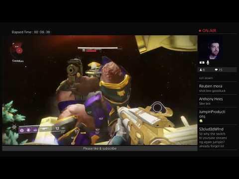 Destiny 2: Late Night Raid Before Reset New Warlock 300 Power