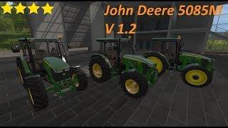 Link:https://www.modhoster.de/mods/john-dere-5085m#description http://www.modhub.us/farming-simulator-2017-mods/john-deere-5085m-v1-2/
