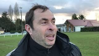 Rugby : Michel Arrufat après Navarrenx - Bizanos