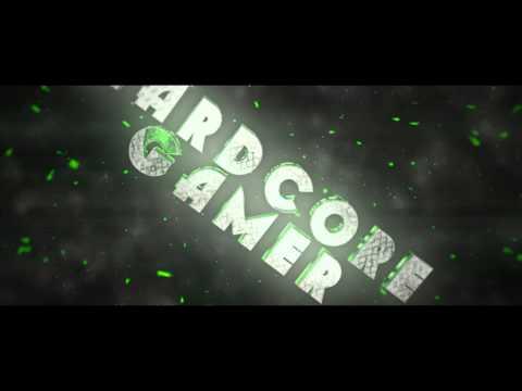 Hardcore Gamer intro (Template) Hayırlı olsun karşiim :D