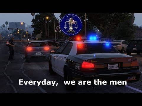SA'R Los Angeles Police Department Recruitment Video