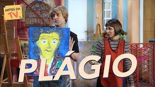 Rique e Violeta são pegos cometendo PLÁGIO | A Vila | Nova Temporada | Humor Multishow thumbnail
