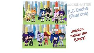 Someone Copied R.C Gacha (Please Don't Take This Video Too Seriously) (PLEASE WATCH TILL END OF VID)