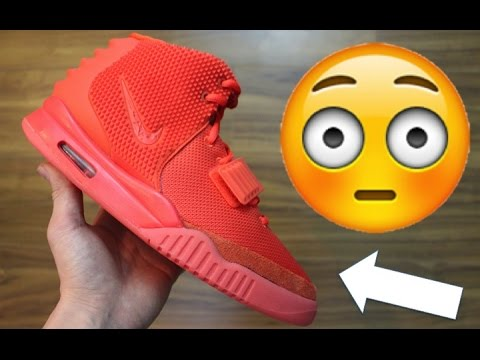 YEEZY RED OCTOBER RAFFLE GIVEAWAY  CLOSED  - YouTube ab4097819
