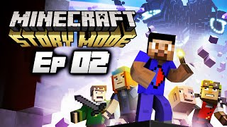 Minecraft: STORY MODE Episode 2 - Assembly Required (Minecraft Roleplay)