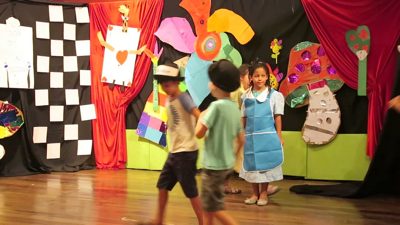 Musical Theatre for KIDS Bangkok-Alice in Wonderland- part3