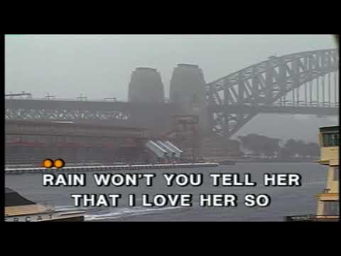 The Cascades   -    Rhythm Of The Rain .... KaraokeTubeBox