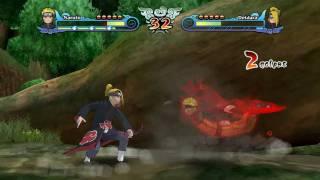 Naruto Clash Of Ninja 3 PC GAME PLAY