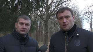 Смотреть Сергей Пахомов представил проект новой дороги онлайн