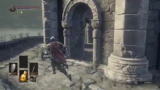 Dark Souls III: Undead Settlement - Route to the Tower Giant & Elevator
