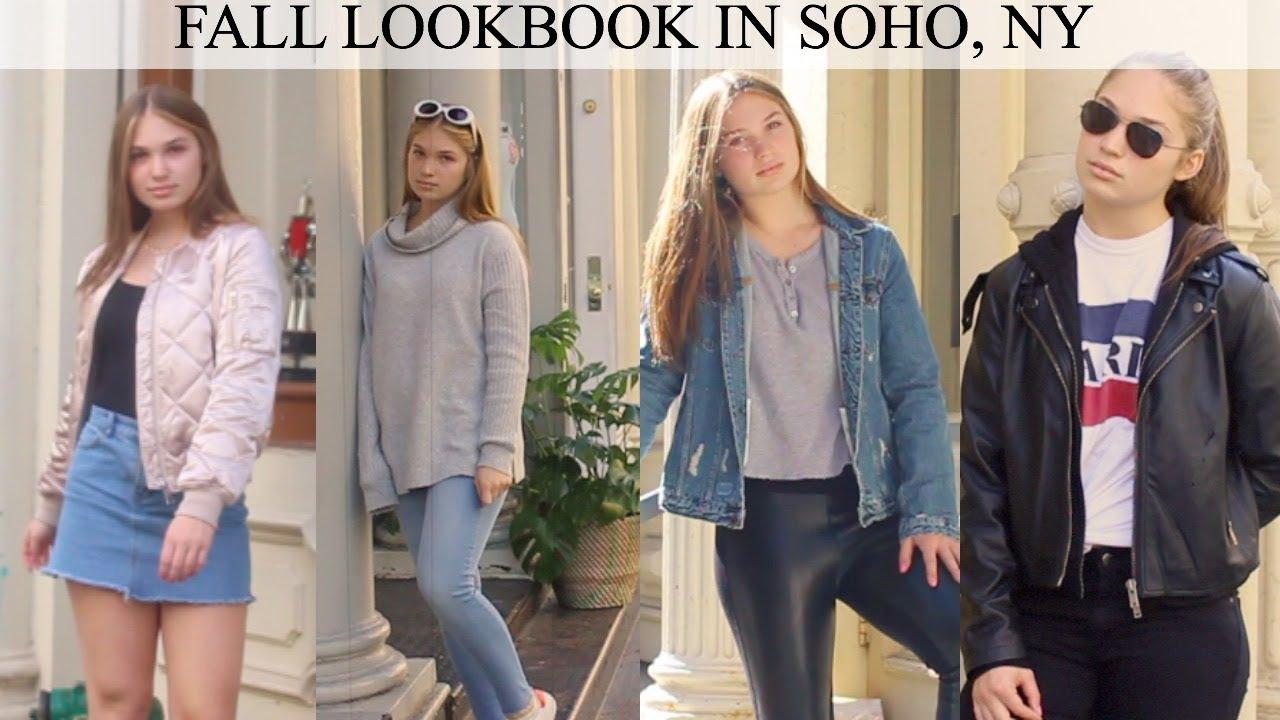 [VIDEO] - FALL LOOKBOOK 2017 (in Soho, New York) 7