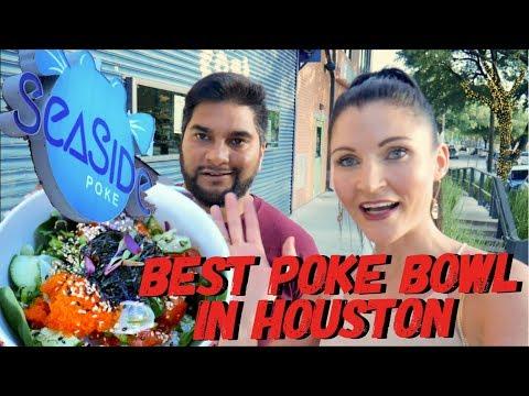 Best Poke Bowl In Houston!