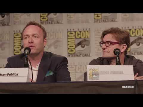 Here's why Ventures Bros. takes so long...  | The Venture Bros. Panel | SDCC 2018