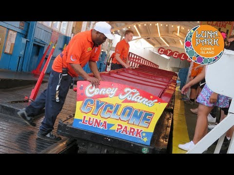 Luna Park Coney Island Vlog | June 2019