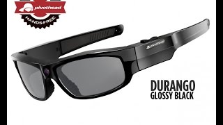 Pivothead Video Recording Eyewear (Durango Glossy Black) Review