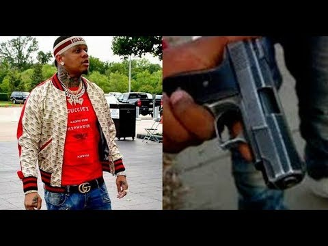 Rapper Yella Beezy Shot 12 Times Rush To Hospital In Critical Condition..DA PRODUCT DVD