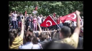 Foto-Chronik der Proteste in der Türkei: Aufständische am Taksim in Istanbul