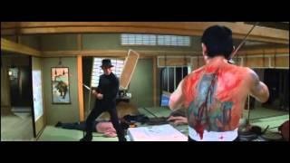 """Yakuza Tattoo scenes from the 1974 Movie """"The Yakuza"""""""