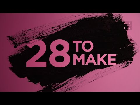 28 to Make: Create Something New Everyday This Month!