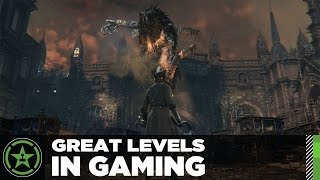 Central Yharnam – Great Levels in Gaming