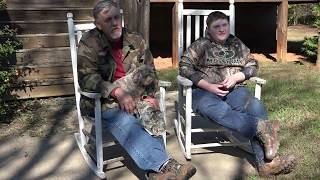 2018 Gift of Life Youth Hunt Threadgill Family