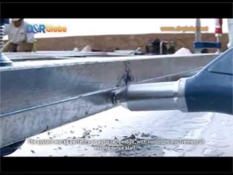 Dessol solar powered desalination