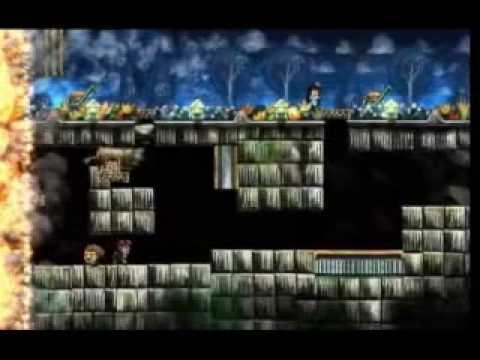 Braid Walkthrough - Final World [Xbox 360]