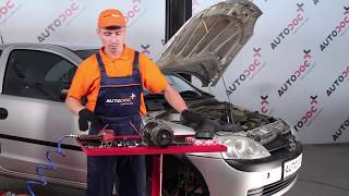 Wartung Opel Karl (C16) Video-Tutorial