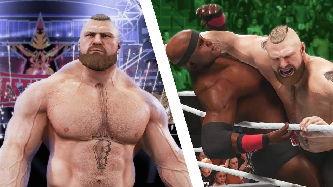 Download BEAST LESNAR RETURNS WITH A NEW FOCUS! | WWE 2K19 Universe Mods (Custom Story)