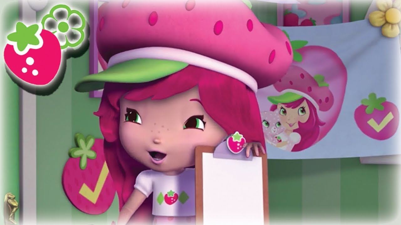Strawberry Shortcake ? Right to Vote ? Berry Bitty Adventures The Berry Big Help
