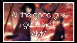 All good girls go to hell - Billie Eilish -AMV