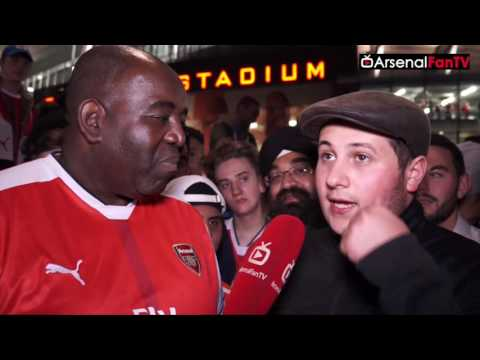Arsenal vs Chelsea 3-0 | Arsenal Deserved To WIn says Louis (100% Chelsea)