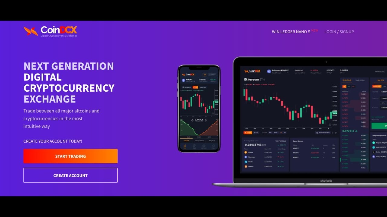 new cryptocurrency exchange in india