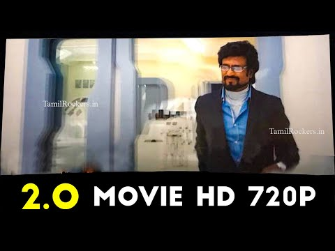 Tamil Rockers Leaked: Rajini's 2.O Full Movie In HD 720 Print | Shankar | Akshay Kumar