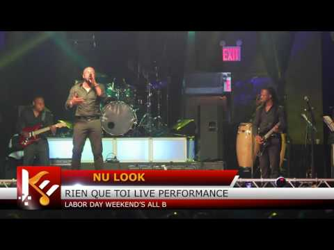 Nu Look - Rien Que Toi Live @ Amazura [  Labor Day Weekend 2016 ]
