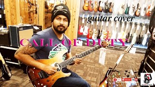CALL OF DUTY - Guitar Cover By - Suran Jayasinghe