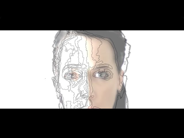 Angela Sheik - Evening Calls (Lyric Video)