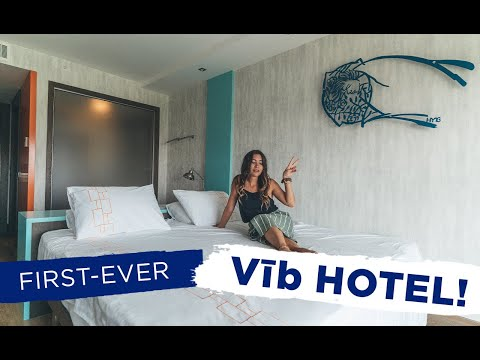 Explore The First Vīb By Best Western Hotel In Antalya, Turkey With Hey Nadine