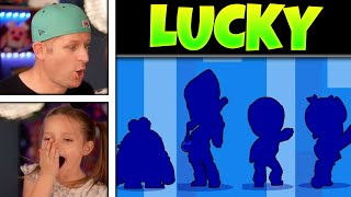 My Daughter Has INSANE LUCK... | I Just Wanted Squeak