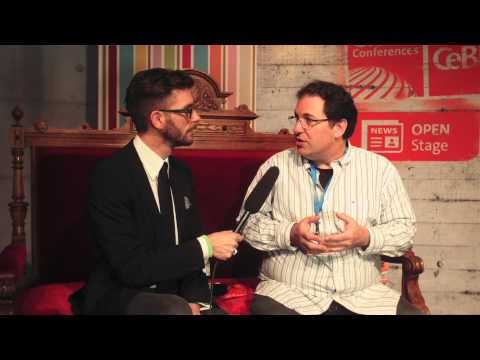 #CGC15: Interview with Kevin Mitnick