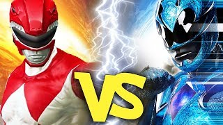 Power Rangers: Legacy Wars #42 - Red VS Blue (Movie) Ranger Battle!