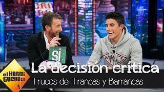 ¿Marc Márquez dejaría ganar a su hermano el mundial de Moto GP? - El Hormiguero 3.0